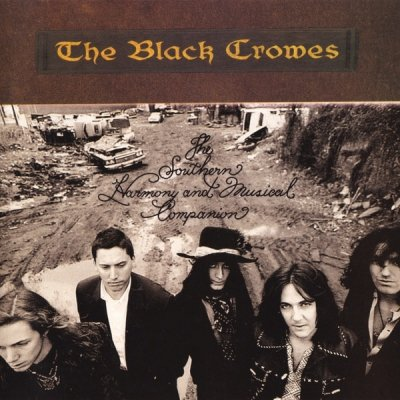 The Black Crowes - The Southern Harmony And Musical Companion (CD)
