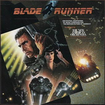 The New American Orchestra - Blade Runner (Orchestral Adaptation Of Music Composed For The Motion Picture By Vangelis) (LP)