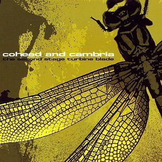 Coheed And Cambria - The Second Stage Turbine Blade (CD)