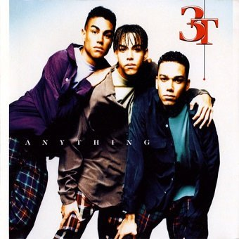3T - Anything (Maxi-CD)