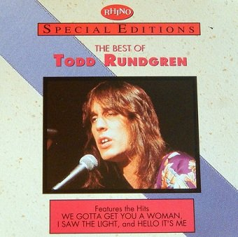 Todd Rundgren - The Best Of Todd Rundgren (CD)