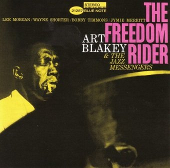Art Blakey & The Jazz Messengers - The Freedom Rider (CD)