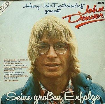 John Denver - Seine Großen Erfolge (2LP)
