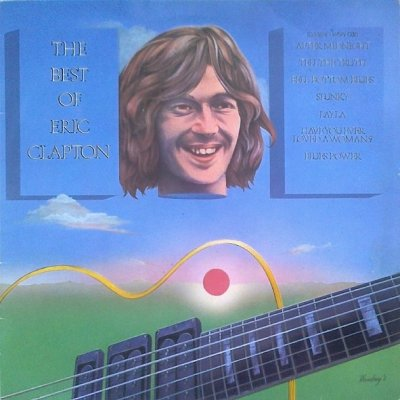 Eric Clapton - The Best Of Eric Clapton (LP)