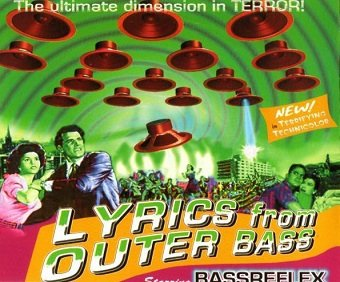 Bassreflex - Lyrics From Outer Bass (Maxi-CD)