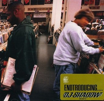 DJ Shadow - Endtroducing..... (CD)