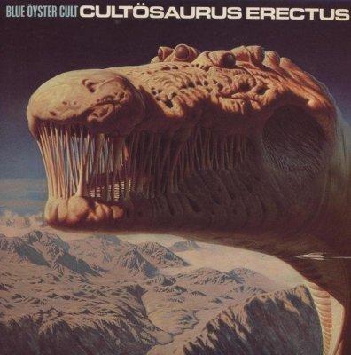 Blue Öyster Cult - Cultösaurus Erectus (LP)