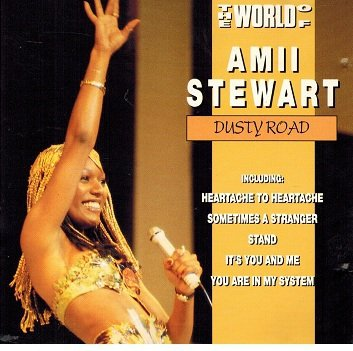 Amii Stewart - The World Of Amii Stewart / Dusty Road (CD)