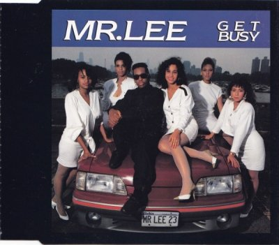 Mr. Lee - Get Busy (Maxi-CD)