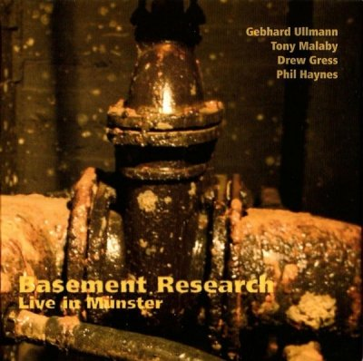 Basement Research - Live In Münster (CD)