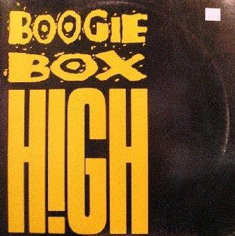 Boogie Box High - Nervous (12'')