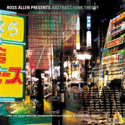 Ross Allen - Abstract Funk Theory (CD)