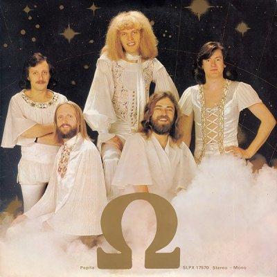 Omega - Omega 8: Csillagok Útján (LP)
