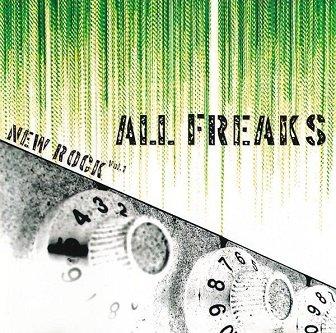 All Freaks New Rock Vol.1 (CD)