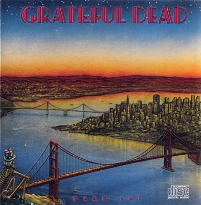 Grateful Dead - Dead Set (CD)