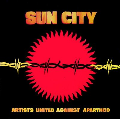 Artists United Against Apartheid - Sun City (LP)