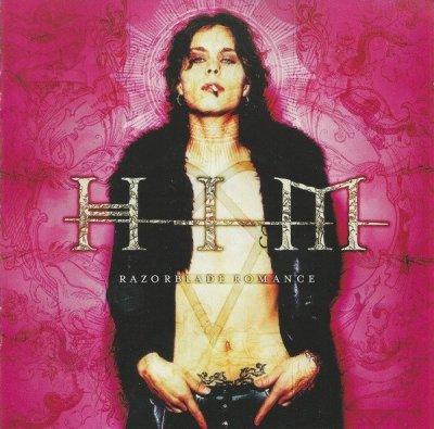 HIM - Razorblade Romance (CD)