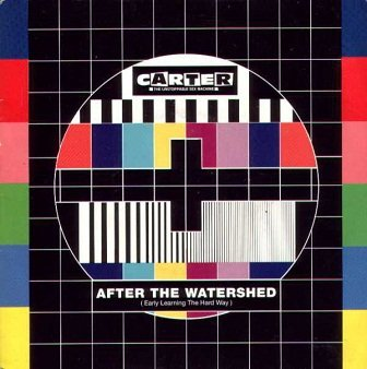 Carter The Unstoppable Sex Machine - After The Watershed (7'')