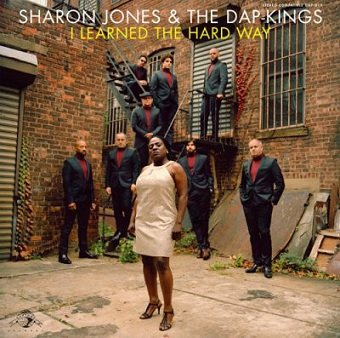 Sharon Jones & The Dap-Kings - I Learned The Hard Way (CD)