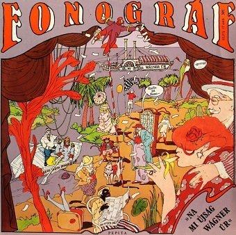 Fonográf - Na Mi Újság, Wágner Úr? (LP)