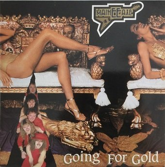 Maineeaxe - Going For Gold (LP)