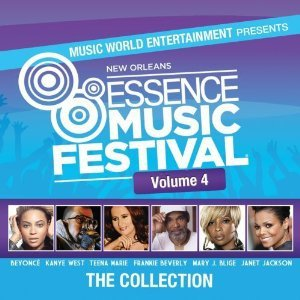 Essence Music Festival Vol. 4 - The Collection (CD+DVD)