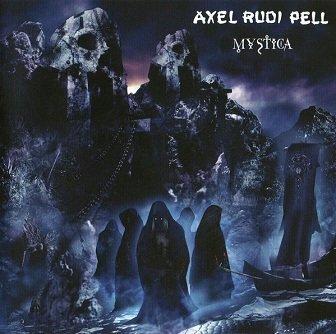 Axel Rudi Pell - Mystica (CD)