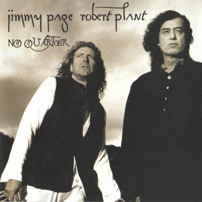 Jimmy Page & Robert Plant - No Quarter: Jimmy Page & Robert Plant Unledded (CD)