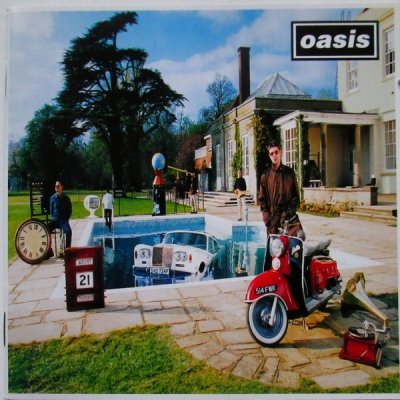 Oasis - Be Here Now (CD)