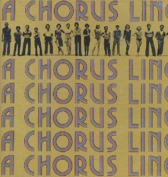 A Chorus Line (Original Cast Recording) (CD)