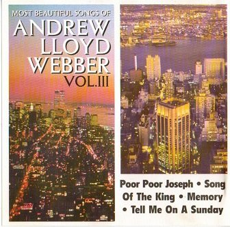 Andrew Lloyd Webber - This Is Andrew Lloyd-Webber - Vol. 3 (CD)
