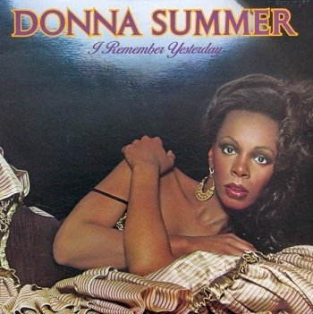 Donna Summer - I Remember Yesterday (LP)
