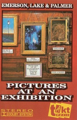 Emerson, Lake & Palmer - Pictures At An Exhibition (MC)