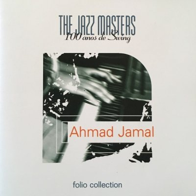 Ahmad Jamal - The Jazz Masters - 100 Años De Swing (CD)