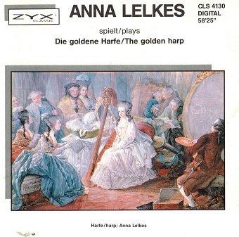 Anna Lelkes - Harfe, Harp (CD)