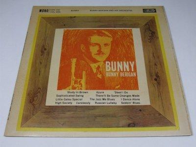Bunny Berigan & His Orchestra - Bunny (LP)