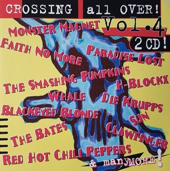 Crossing All Over! - Vol. 4 (2CD)