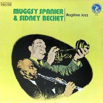 Muggsy Spanier & Sidney Bechet - Ragtime Jazz (LP)
