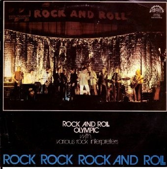 Olympic - Rock And Roll (LP)