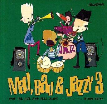 Pete Thomas - Mad, Bad & Jazzy 3 (CD)