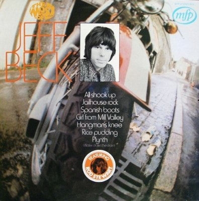 Jeff Beck - The Most Of Jeff Beck (LP)