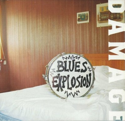 Blues Explosion - Damage (CD+DVD)