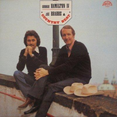 George Hamilton IV, Jiří Brabec & Country Beat* – George Hamilton IV, Jiří Brabec & Country Beat (LP)
