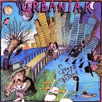 Michał Urbaniak - Songs For Poland (CD)