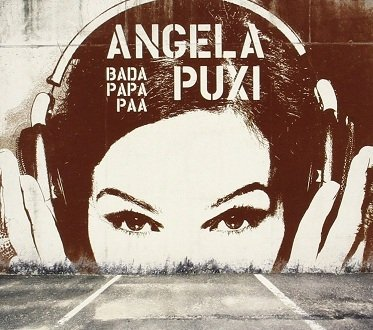 Angela Puxi - Badapapapaa (CD)