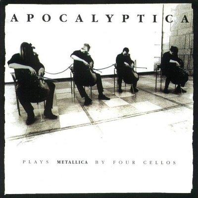 Apocalyptica - Plays Metallica By Four Cellos (CD)