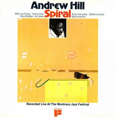Andrew Hill - Spiral (CD)