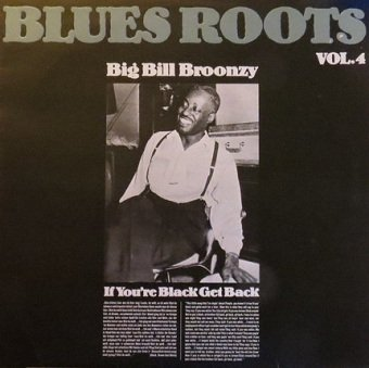 Big Bill Broonzy - If You're Black Get Back (LP)