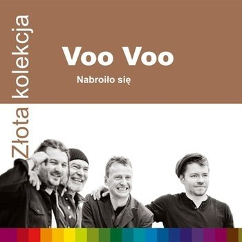 Voo Voo - Złota Kolekcja: Nabroiło Się (CD)