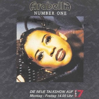 Arabella - Number One (CD)